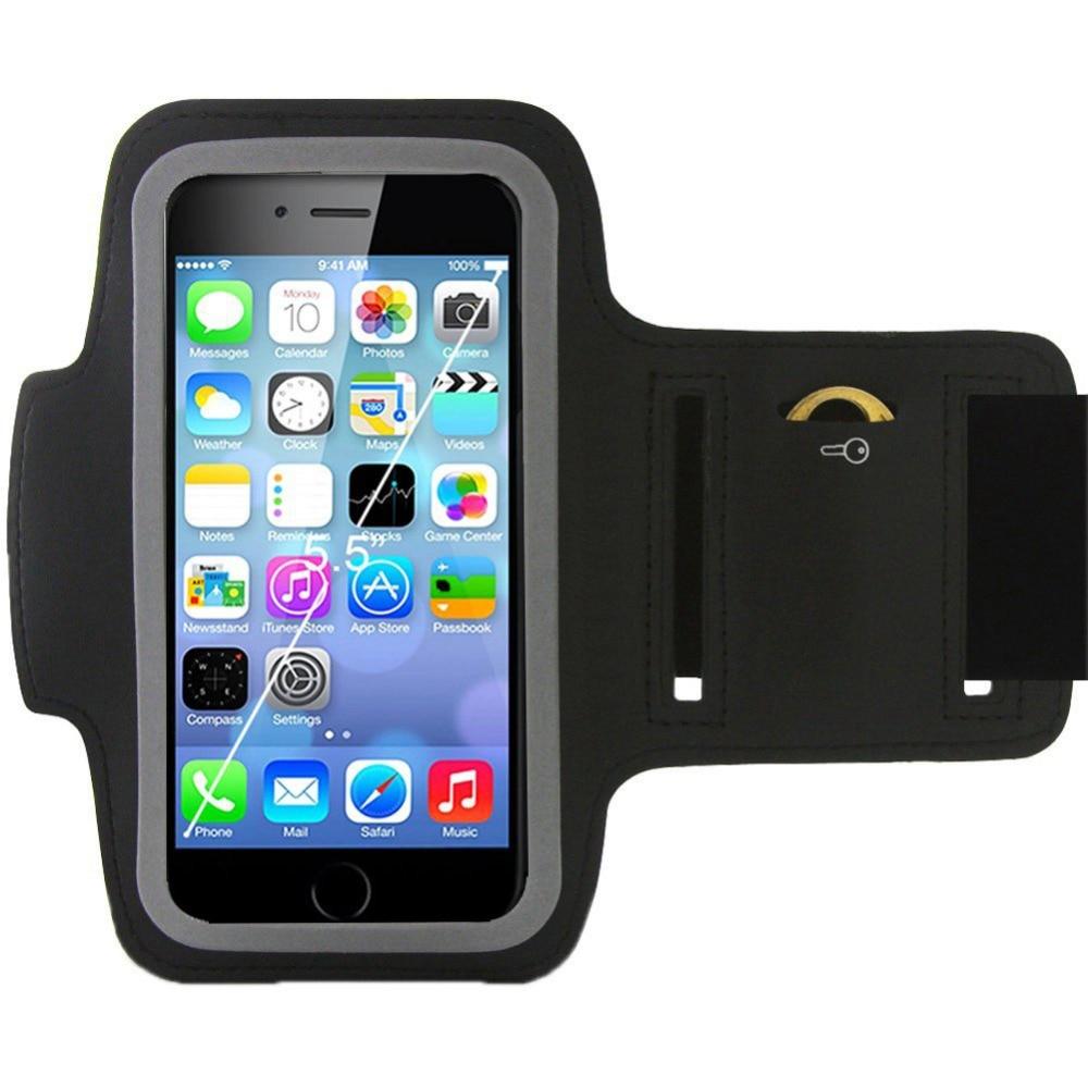 sports armband gym running jog case for phone jogging cell clamp mobile phone arm band holder. Black Bedroom Furniture Sets. Home Design Ideas
