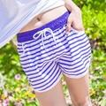 Pareja de secado rápido shorts 2016 las mujeres de Corea hombres ocasionales amantes pantalones cortos ropa de verano ropa de playa de luna de miel