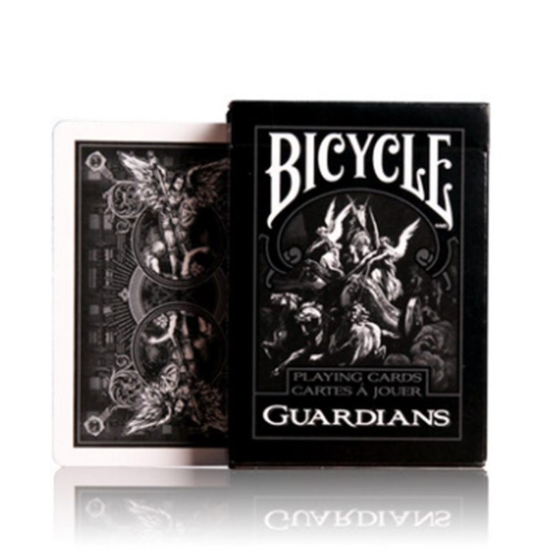Theory11 Bicycle Guardians Playing Cards New Poker Cards for Magician Collection Card Game ss16 virtuoso 2016 playing cards new poker cards for magician collection card game