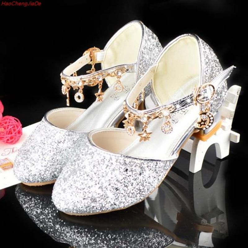 HaoChengJiaDe Princess Girls Sandals