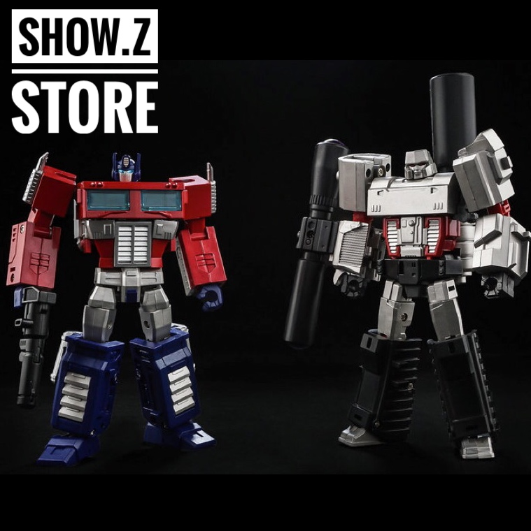 [Show.Z Store] Generation Toy GT-5 Leaders Set OP O.P. Transformation Action Figure viruses cell transformation and cancer 5