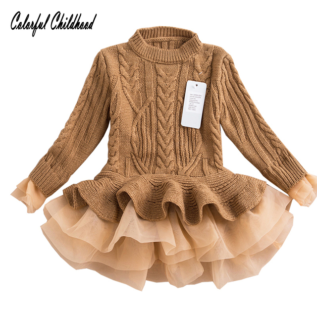 0729769731be hot sale Xmas Baby Girls dress kids Party organza tutu dress Fancy ...