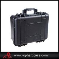 5PCS SQ4821 plastic tool case tool box with custom foam