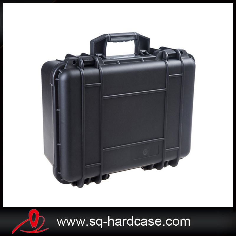 8PCS Plastic Tool Case Tool Box With Custom Foam