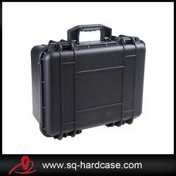Caja de herramientas de plástico SQ4821 de 5 piezas con espuma personalizada