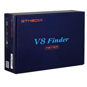Image 5 - 5pcs GTmedia V8 Finder HD DVB S2 High Definition Satellite Finder MPEG 2 MPEG 4 satlink ws 6933 6906 freesat V8 finder meter
