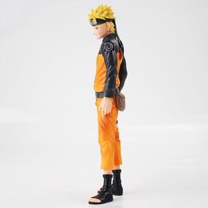 Image 4 - 28センチメートルアニメナルト 疾風伝うずまきフィギュアおもちゃgrandista忍関係置物pvcモデルグッズ人形