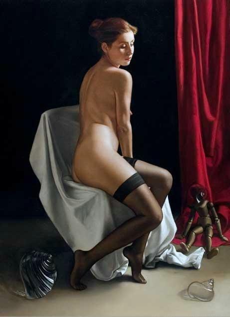 Hot nude classic #14