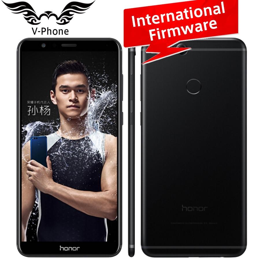 Global ROM Huawei Honor 7X Mobile Phone 5 93 Full Screen 4GB 64GB Kirin 659 Octa