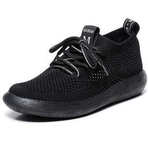 Image 2 - PEIPAH Spring Breathable Mesh Women Sneakers Casual Lace Up Zapatillas Deportivas Mujer Solid Trainers Womens Walking Shoes