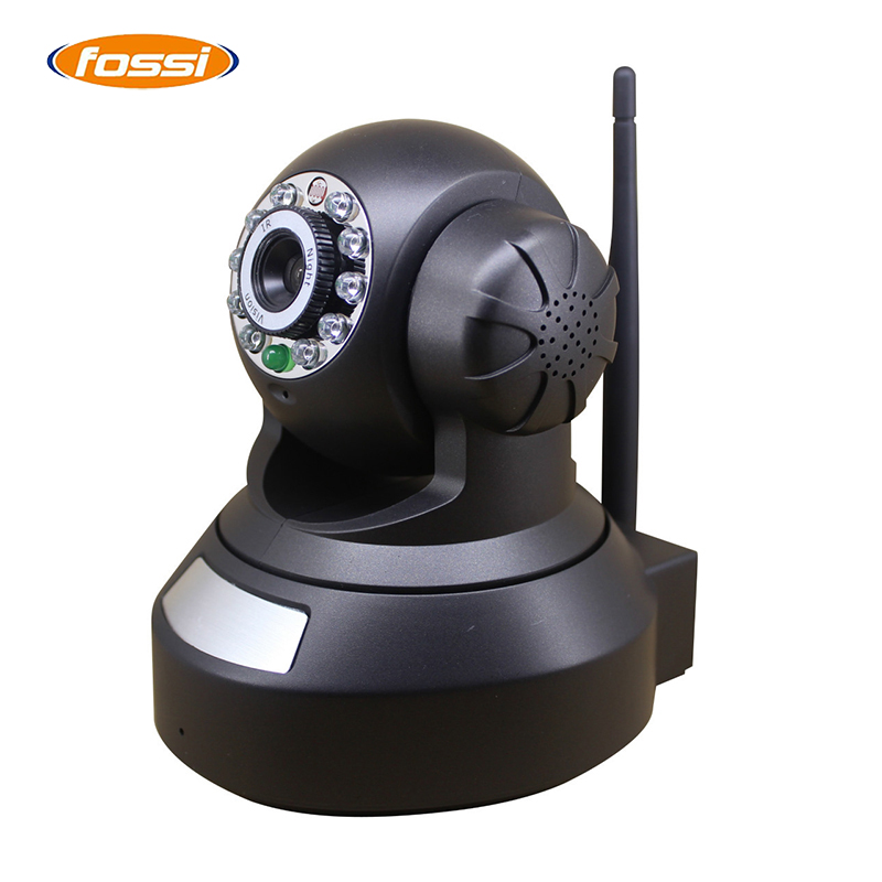 Wireless 720P Pan/Tilt Wifi Security IP Camera QF001 Support 32G TF Card IR-CUT 10M Security Network Camera Night Vision escam hd 720p ir night vision ir cut 1 0mp wireless wifi ip camera pan tilt security mini indoor camera support 32g card qf001