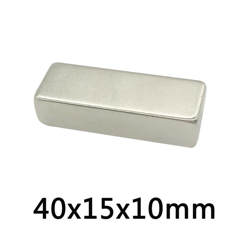 Rectangle Rectangular Super Strong Craft 30 x 10 x 3mm 25 Neodymium Magnets