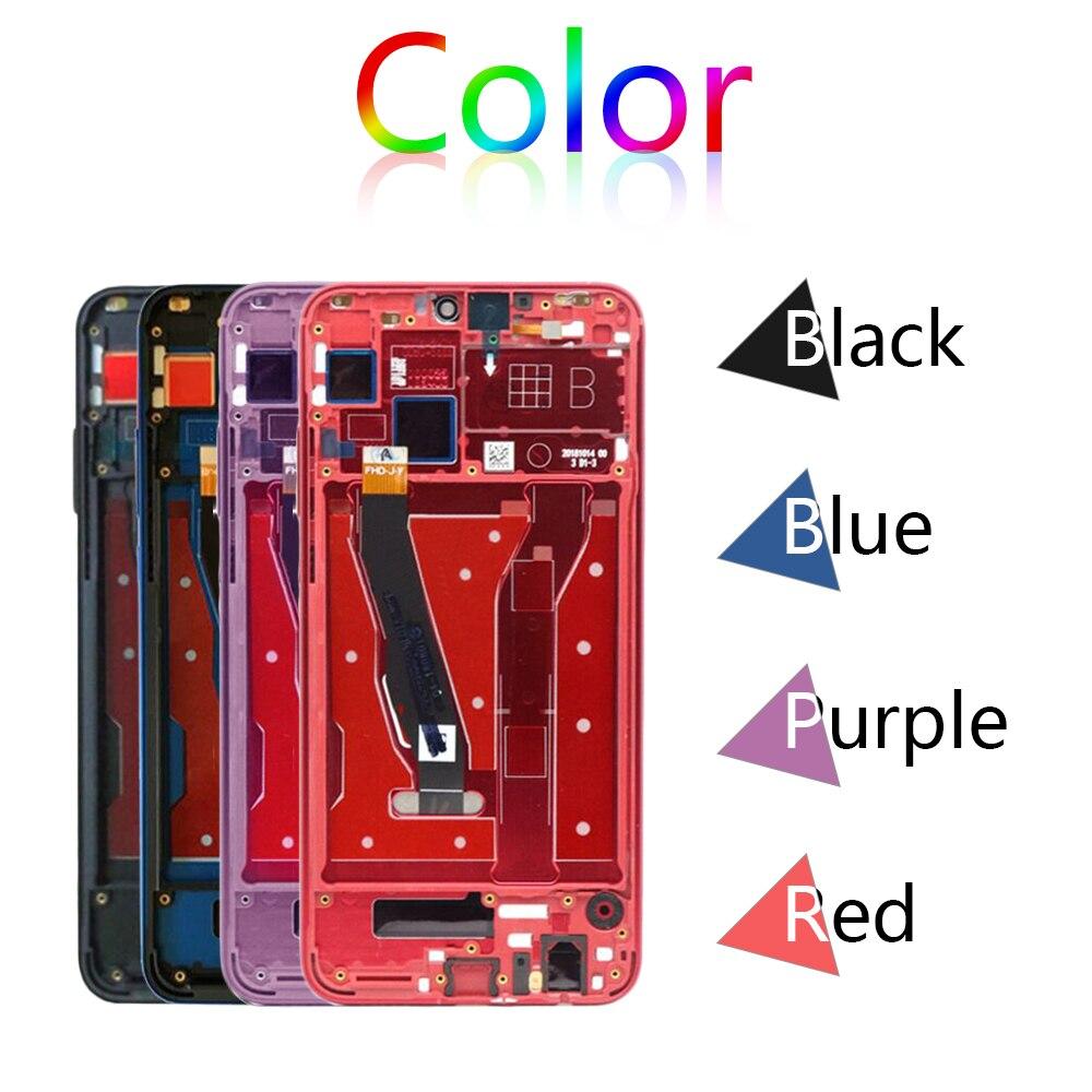 ECRAN LCD d'origine Pour HUAWEI Honor 8X Max D'écran Tactile D'affichage à CRISTAUX LIQUIDES Pour Huawei Honor 8X LCD Remplacement JSN-L22 JSN-L21 ARE-AL00 LCD