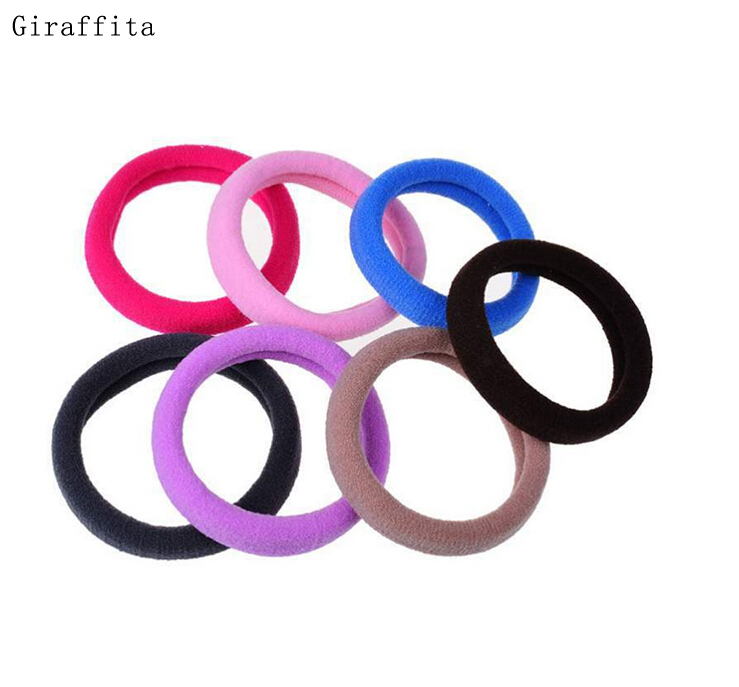 1 pc Candy Color Hair Holder High Quality Rubber Band Elastic Hair Bands Girl Tie Gum For Hair Accessories Women 10pcs lot high quality telephone line headband gum elastic hair bands candy color rubber band for women girls hair accessories