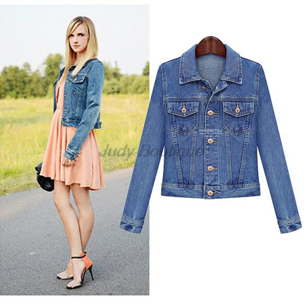 Aliexpress.com : Buy New Spring women girls outerwear slim long ...