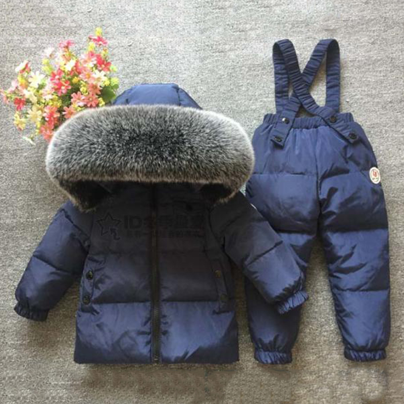 Natural Winter Fur Overall 21