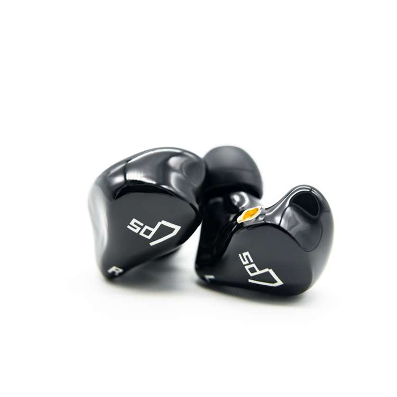 2018 DIY New SD7 In Ear Earphone Custom made 4BA+1DD 5 Driver Unit Earphone DJ HIFI With MMCX Cable headphone headset