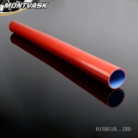 2 3 8 60mm Straight Silicone Coolant Hose 1 METER Length Intercooler Pipe