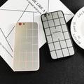 Nova marca para oppo f1 a53 macio tpu malha espelho de volta casos de telefone capa para casos oppo f1s a59 frete film & cinta