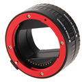 High Quality RED Auto Focus Macro Extension Tube Adapter 10MM 16MM For Sony E-Mount NEX