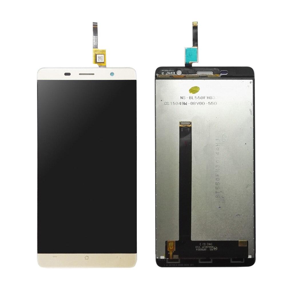 Pour Cubot guépard LCD affichage + écran tactile numériseur assemblée remplacement pour Cubot guépard lcd + outils gratuits - 4