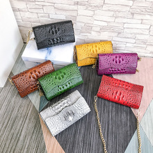 Female Crossbody Bag For Women 2019 Quality PU Leather Luxury Handbag Designer Sac Main Ladies Alligator Shoulder Messenger