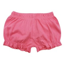 Baby Girls Shorts Babies Bloomers Solid Color 6 9 12 18 24 Months Summer Casual Clothing