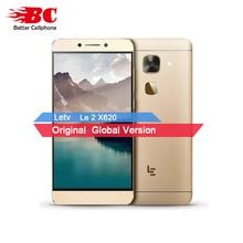 Original New Letv LeEco Le 2 X620 3GB RAM 32GB ROM MTK Helio X20 Deca Core Mobile Phone 5.5 inch 1920x1080 16MP Fingerprint ID