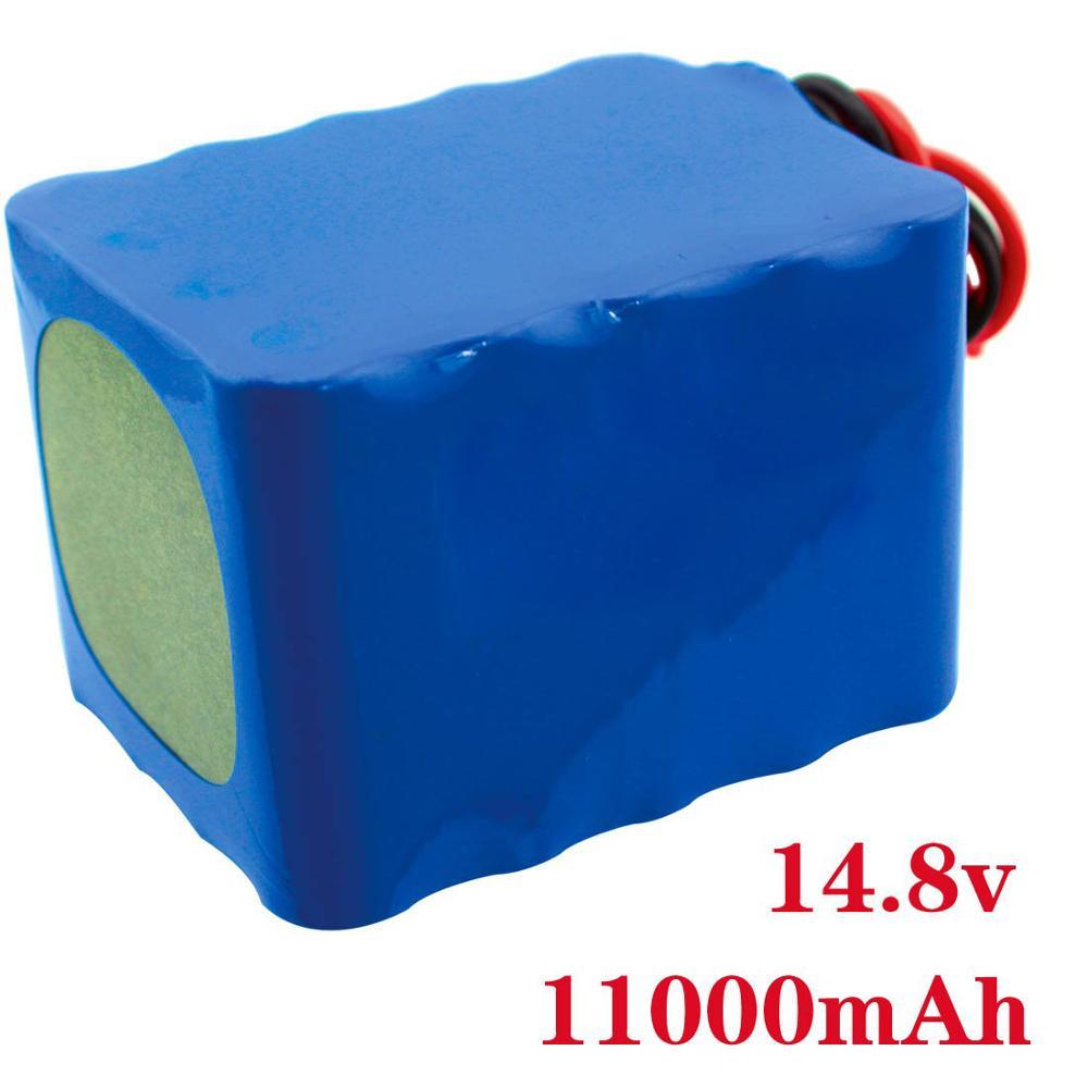 Nouveau Portable 14.8 V batterie Rechargeable 11000 mAh Li-Ion batterie de remplacement outil électrique