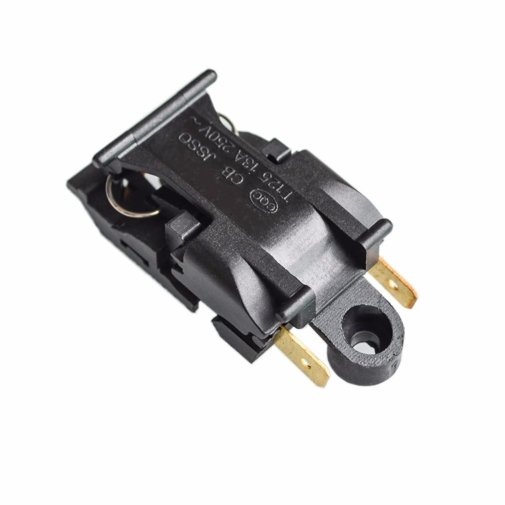 5pcs/lot Electric Kettle Switch Electric Kettle Thermostat Electric Kettle Parts Steam Switch XE-3 JB-01E 13A