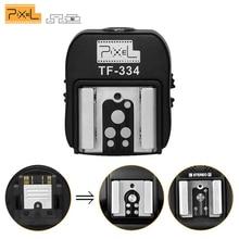 Pixel TF-334 Горячий башмак адаптер конвертер для sony A7 A7S A7SII A7R A7RII A7II NEX6 RX1 RX1R RX10 RX100II Ми Камера Canon Nikon