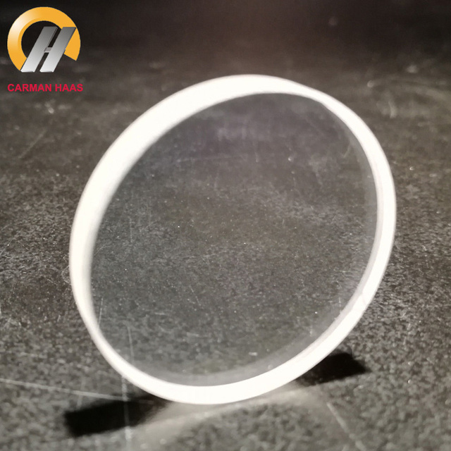 10 Pcs/Lot Carmanhaas 1064nm Fiber Laser Protective Lens Glass Protective Window Under 6KW Diameter 37mm 38.1mm 50mm 55mm 2