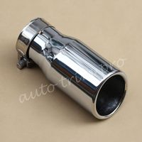 Fit For Jeep wrangler 2007 2016 Accessories Tail Exhaust Muffler Rear Tip Pipe