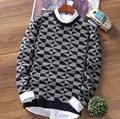 fall Sweaters Men Winter Cardigan fashion Man Casual Clothes Pattern Knitwear
