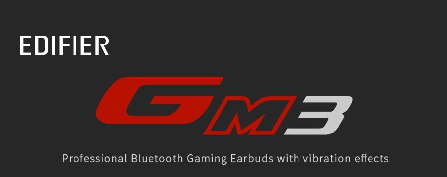 Edifier GM3 - Bluetooth 5.0 Gaming Headset