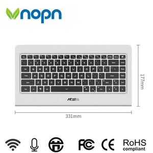 """Image 3 - K600 N6 unikalna klawiatura typu """"wszystko w jednym"""" wbudowana Mini PC obsługa Windows 1080P wyświetlacz HDMI przenośny komputer PC 2GB 64GB komputer stacjonarny"""