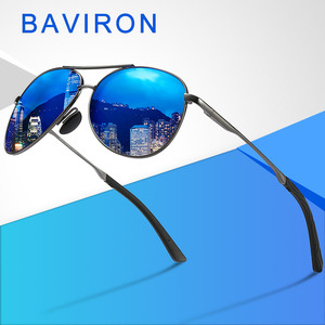 BAVIRON-font-b-Men-b-font-font-b-Sunglasses-b-font-Polarized-Photochromic-Classic-Pilot for sale in Pakistan