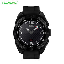 Floveme h7 smart watch armbanduhr pulsmesser schrittzähler call reminder bluetooth smartwatch mp3 android ios intelligente uhren