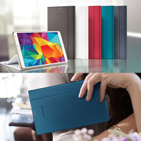 Original Folding Slim Leather Case BooK Cover For Samsung Galaxy Tab S 8 4 Inch T700