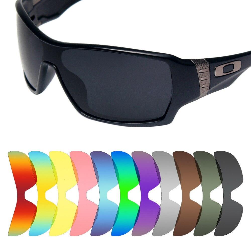 6d78049af Mryok POLARIZADA Lente-Várias Opções de Lentes de Reposição para o  Desdobramento Oakley óculos de