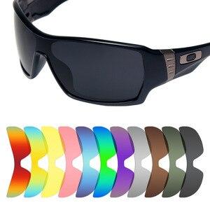 Image 1 - Mryok için polarize yedek lensler Oakley Offshoot güneş gözlüğü Lens çoklu seçenekler