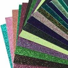20 шт. 12 дюймов Блестящая Бумага ремесла Морден Стиль Красочные экологически чистые высокого качества блестящая бумага