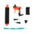 """Telesin 8 """"bobber flutuante aperto de mão handle pólo com pistola gatilho e hero5 telefone set titular braçadeira para gopro hero 4/3/3 +"""