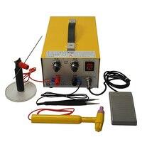 DX 30A ручной Лазер для точечной сварки сварочный аппарат для ювелирных изделий