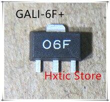 10PCS GALI-6F GALI-6F+ GALI6F MARKING 06F SOT-89  IC