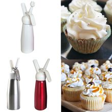 2019 Best Sell 500 ML Artisan Whipped Cream Dispenser, Cream Whipper with 3 Decorating Nozzles(China)