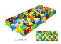 Детские мягкие домашние Детские площадки комплект ce сертифицированный питомник комнатных игрового оборудования 150625