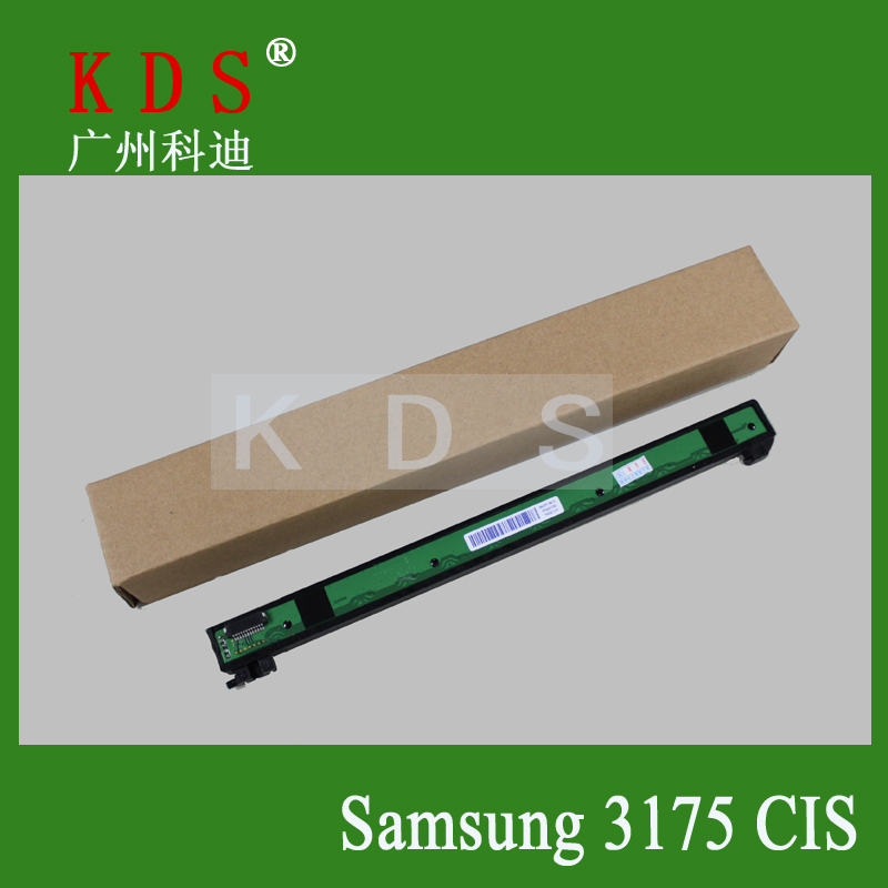 Free Shipping Contact Image Sensor for Samsung CLX 3175 Scanner Laser Head Printer Parts scanner for samsung 760 650 cis contact image sensors new printer spare part used in black free shipping