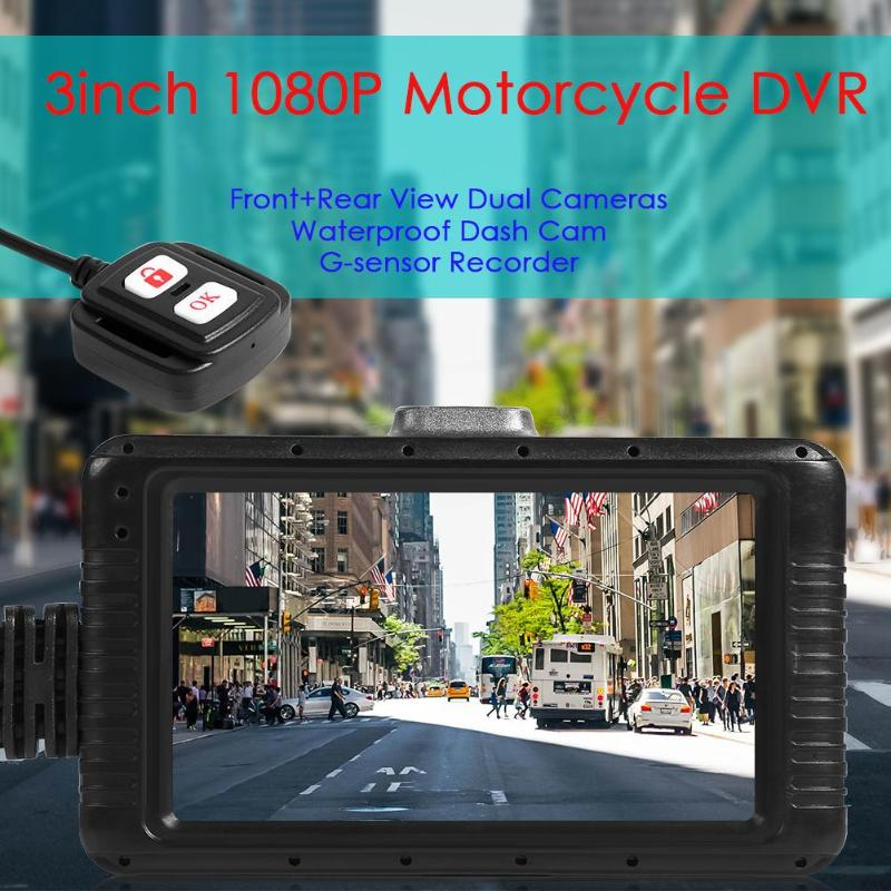 VODOOL SE100 Full HD 1080P Motorcycle Camera 5