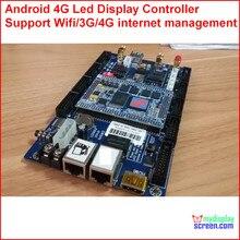 3 Г беспроводной доступ в интернет wi-fi полноцветный контроллер, облако управления онлайн, яркий/датчик температуры, Android, gps, XIxun Y10